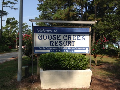 Rv Home On The Road Goose Creek Resort Rv Home On The Road